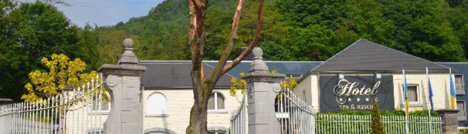 Chateau des Thermes de Chaudfontaine, Rue Haustère n°9  à  4050 Chaudfontaine