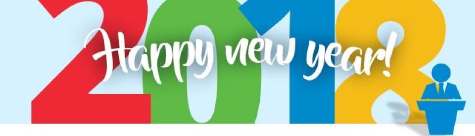 BMFS ACADEMY, vous présente ses meilleurs Voeux pour l'Année 2018